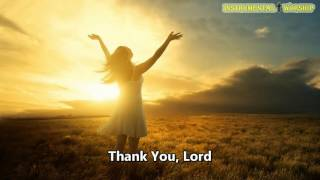 Thank You Lord (Instrumental) - Don Moen