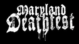 "EVOKEN  ""Full Set in Maryland Deathfest XVI"" May./27/2018"