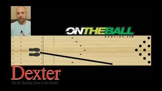 Bowling and how to line up properly (Rule of 7)