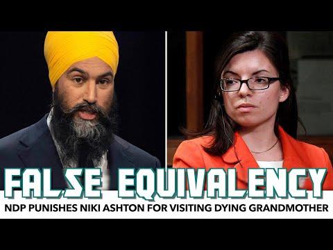 NDP Punishes Niki Ashton For Visiting Dying Grandmother