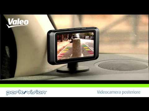 Valeo Assistenza al parcheggio e alla guida park/vision™