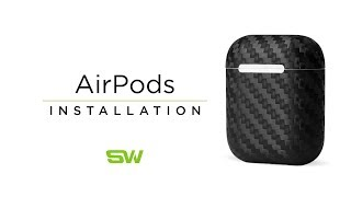 How to Install ProSkinz Airpods Skins