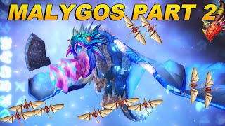 The Story of Malygos, Dragon Aspect Of Magic - Part 2 of 2  [Lore]