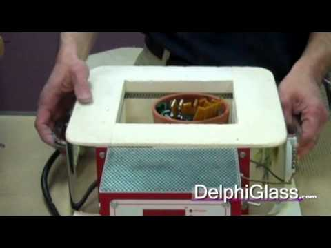 How to Set up a Vitrigraph Kiln | Delphi Glass