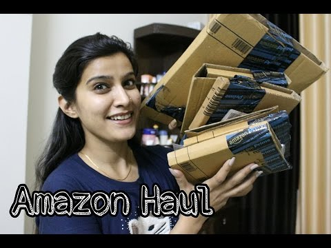 Unboxing Amazon Haul | Online Makeup Shopping | SuperStyleTips