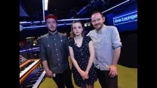 CHVRCHES - Falling (HAIM cover) - The BBC Radio 1 Live Lounge