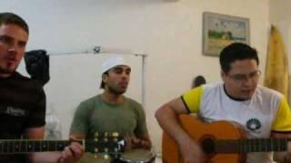 Trioticos - Hey Hey (Dispatch Cover)