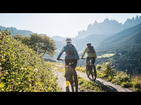 New Bike Route Connecting Brixen with Villnöss