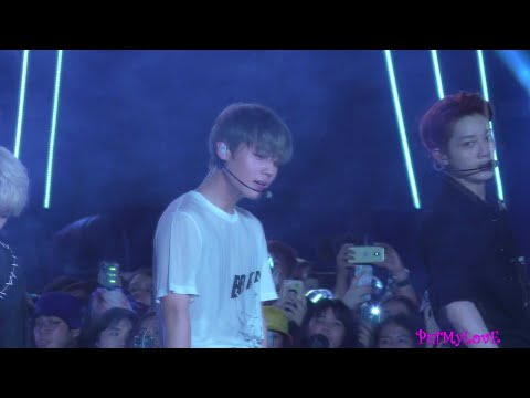 181117 HEC Concert - Burn It Up Jihoon Focus Mp3