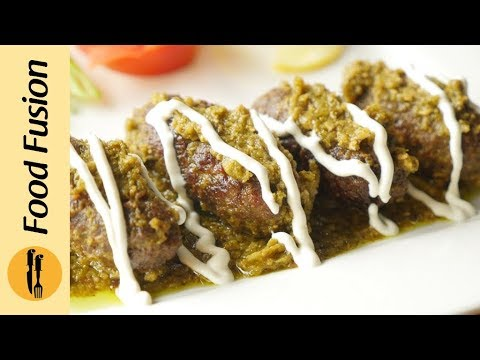 Neza Kabab Recipe By Food Fusion