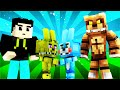 FNAF World - ANIMATRONIC LOVE! (Minecraft Roleplay) Day 15