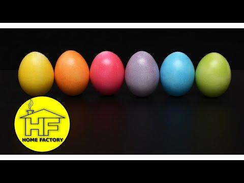 Φυσική βαφή αυγών με παντζάρια