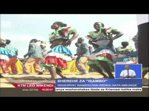 Jamii ya Abanyala katika kaunti ya Busia yaandaa sherehe zake za Isambo