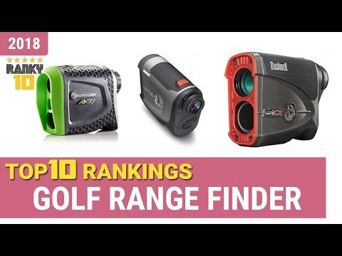 Best Golf Range Finder Top 10 Rankings, Review 2018 & Buying Guide