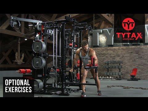 TYTAX® T1-X (Opt. GP) | Lever Shoulder External Rotation