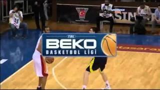 Sarunas Jasikevicius | Fenerbahçe Galatasaray Final Serisi 6.Maç