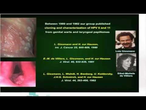 Papillomavirus et verrue