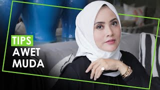 Video Tips Awet Muda ala Elma Theana, Mulai dari Perbanyak Minum Air Putih Hingga Suntik DNA Salmon