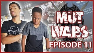 DID EA IMPROVE THE PACK ODDS!?!? - MUT Wars Ep. 11 | Madden 17 Ultimate Team