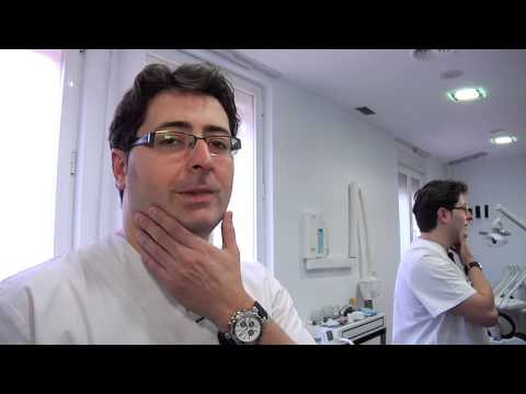 Un dolor sordo en el oído y el cuello