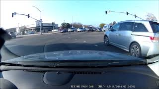 DMV Driving Test Dash Cam - SO NERVOUS - Includes Tips