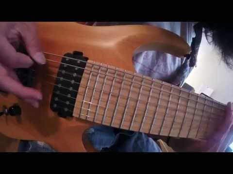 Native Construct Guitar Cover