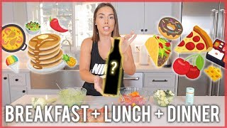 WHAT I EAT IN A DAY | BREAKFAST + LUNCH + DINNER