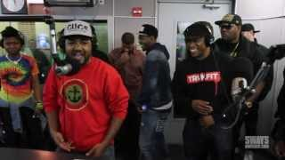 DMV Cypher on Sway in the Morning