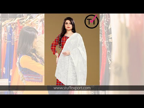 Flavorous Vol-1 Knitting Imported Fabric With Diamond Dupatta Catalog Collection