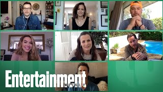 All My Children Reunion: Josh Duhamel, Cameron Mathison, & More   Entertainment Weekly