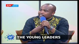 Youth Cafe: Nominated Young Leaders explain their journey getting into power