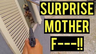 SURPRISE MOTHER F—!!!! | The Rock Airsoft (G&G M92)