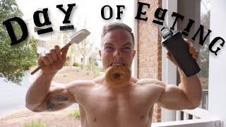 CrossFit Games Athlete Day of Eating