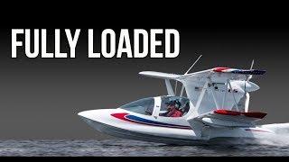 Super Petrel  Amphibian Airplane