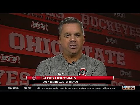 Chris Holtmann One-on-One Interview