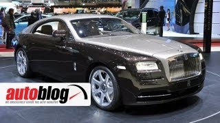 2014 Rolls-Royce Wraith First Drive | Autoblog