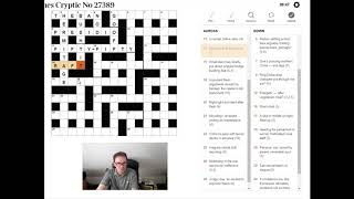 Cryptic Crossword Clues Explained!