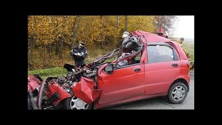 Caught on Dash Cam: Small Car Crashes [TNT Channel](new)