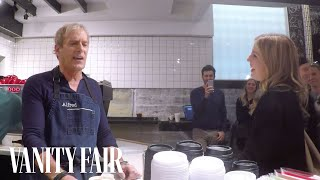 <b>Michael Bolton</b> Goes Undercover As A Singing Barista  Vanity Fair