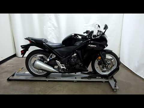 2012 Honda CBR®250R in Eden Prairie, Minnesota - Video 1