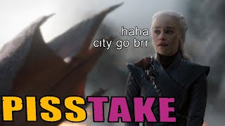 The Bells | Game of Thrones Pisstake (Season 8 Episode 5)