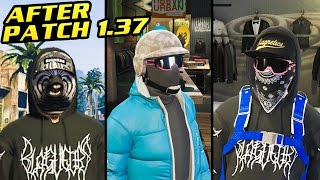 GTA Online: ALL CLOTHING GLITCHES AFTER PATCH 1.37 (Import/Export DLC)