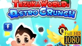 Tezuka World: Astro Crunch Game Review 1080P Official Animoca Role Playing Creativity 2016