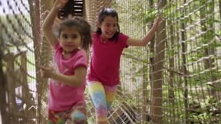 Arbre-en-Ciel Village Arbraska Rawdon - Aerial Courses for kids