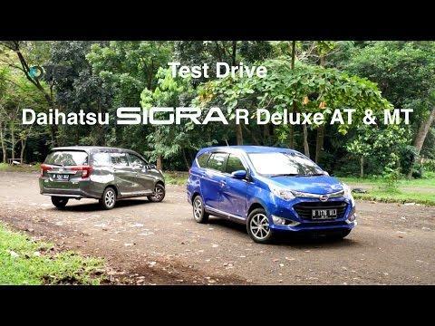 Test Drive Daihatsu Sigra R Deluxe AT & MT I OTO.com