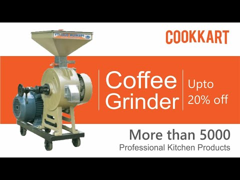 Coffee Grinding Machine Stone Type 20Kg