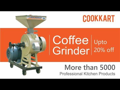 Coffee Grinding Machine Stone Type 20Kg