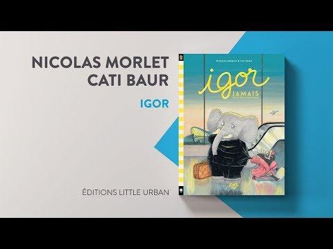 Vidéo de Nicolas Morlet