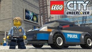 LEGO City Undercover - Lego Police Chase | Police Car gameplay (part 2 - 6)