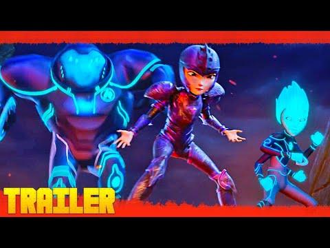 Trailer Trollhunters: Relatos de Arcadia